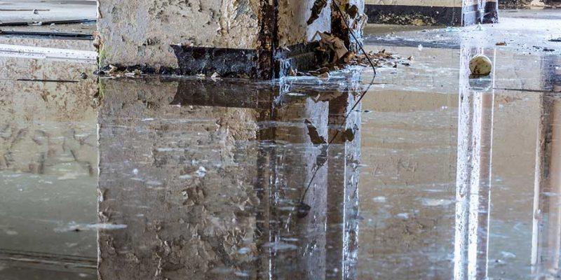 Water damage St Louis