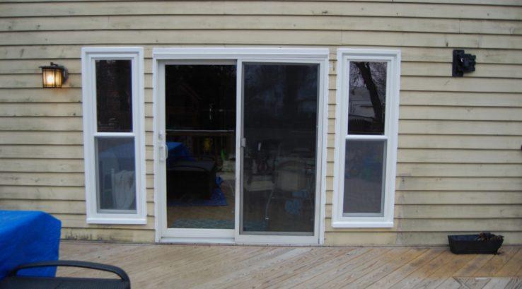 sliding glass door replacement cost