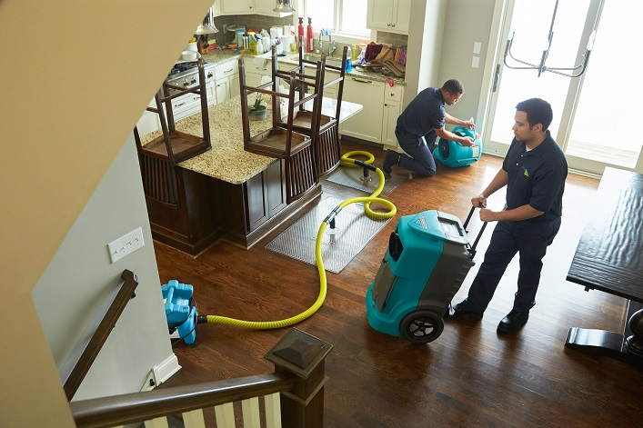 Water Damage Restoration Dallas – Briefly Explained