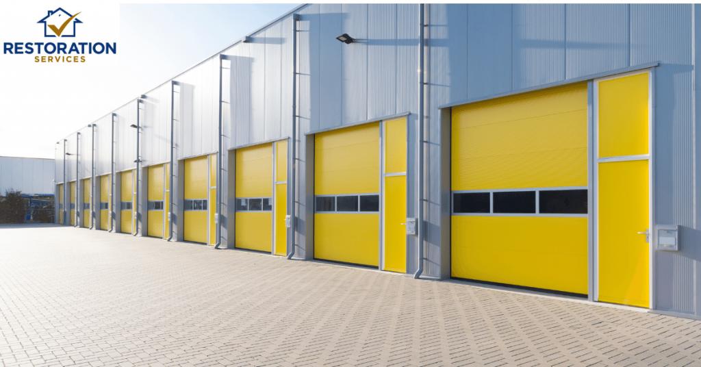 Commercial Garage Door Repair in oceanside