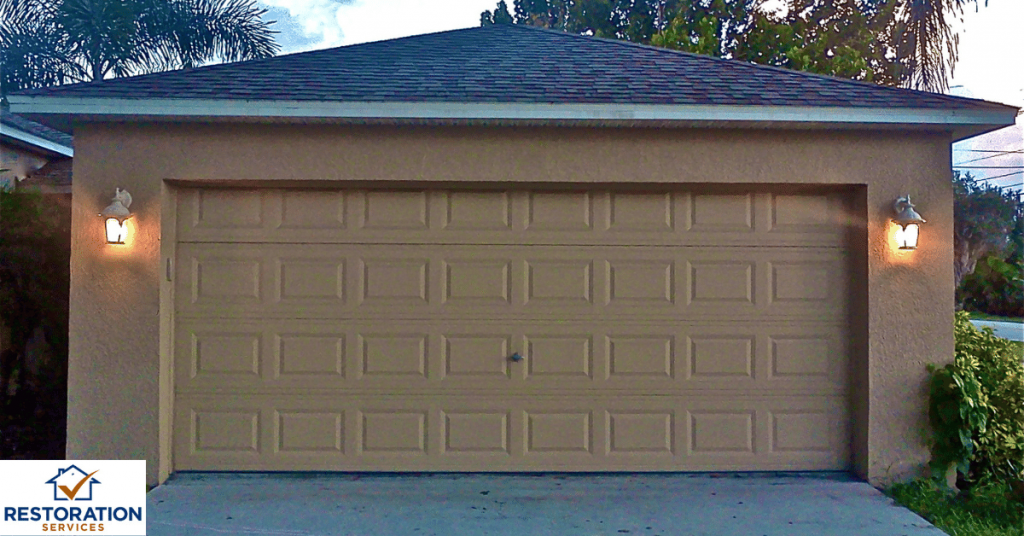 Garage door repair Blaine MN