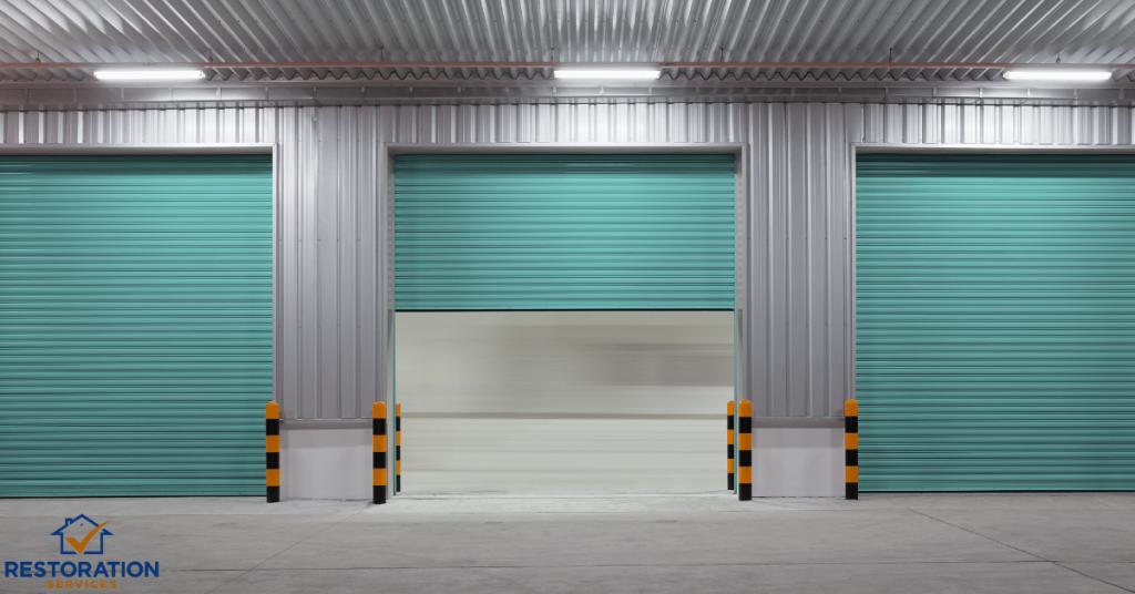 Overhead commercial doors