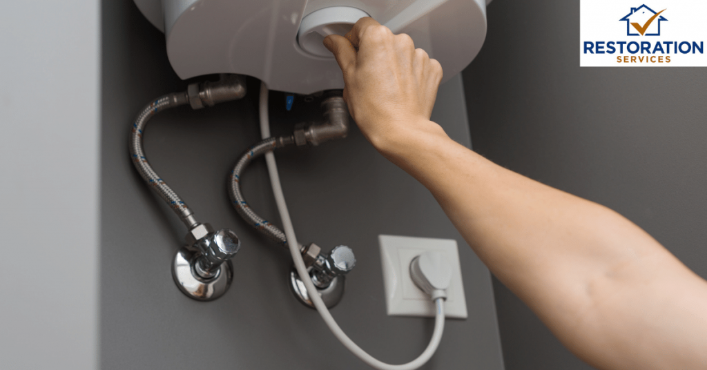 Water heater leakages and repairs