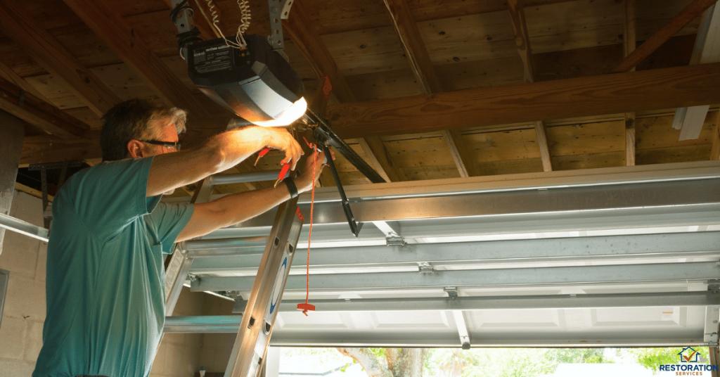 How To Repair Garage Door Opener