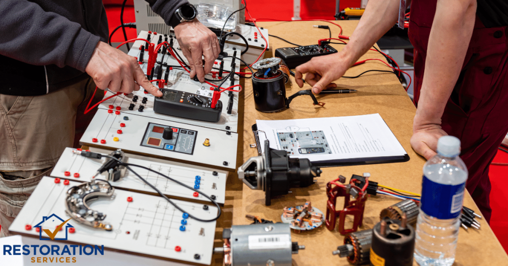Smart Electrician Qualification