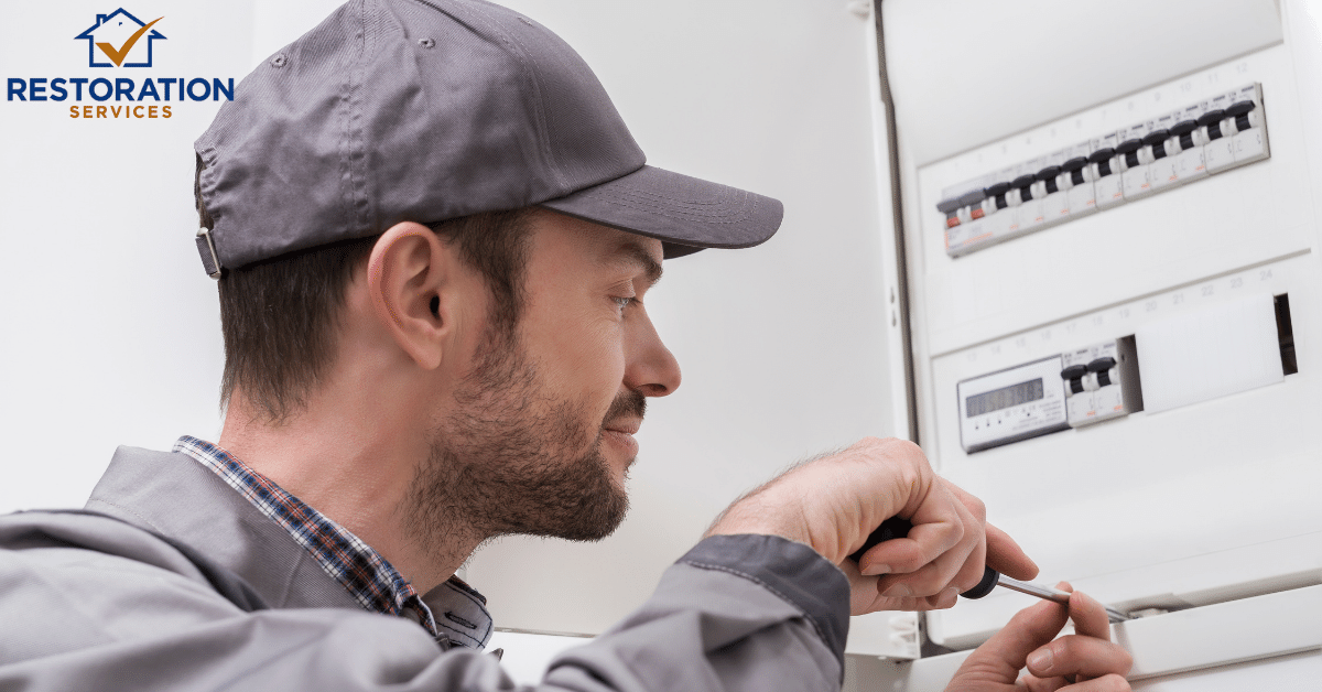 Smart Electrician –  Finding the Best Damage Assessment Technician