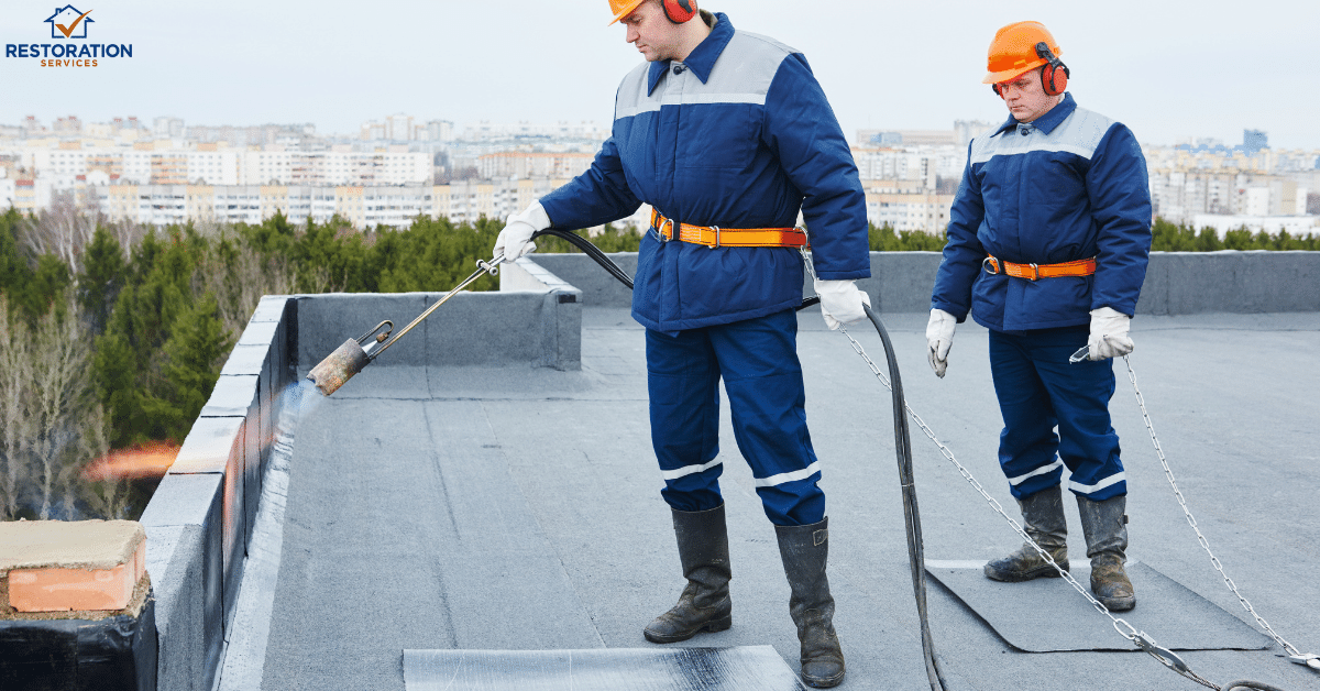 Torch Down Roofing – Ultimate Services and charges