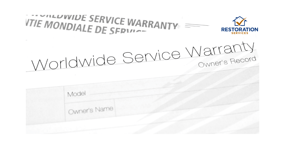 Warranty and Servicing