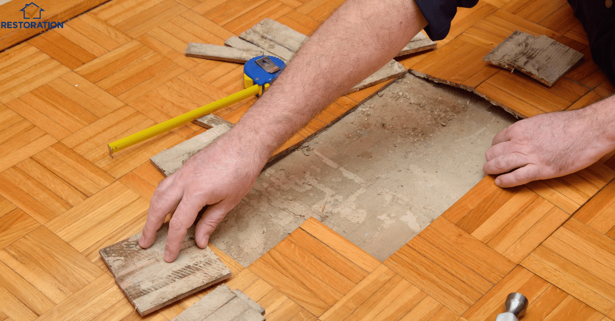 Hardwood Floor Repair Water Damage – Best Tips For You