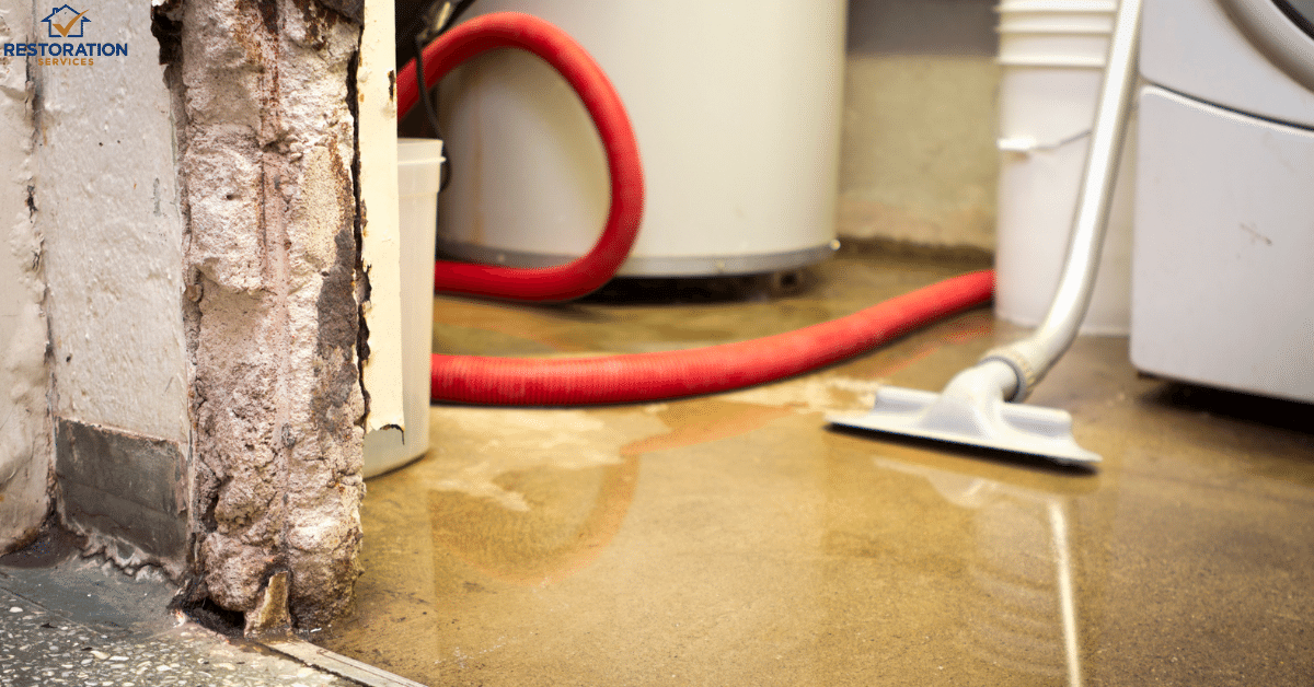 Water in Basement Clean Up – Some Important Tips For You
