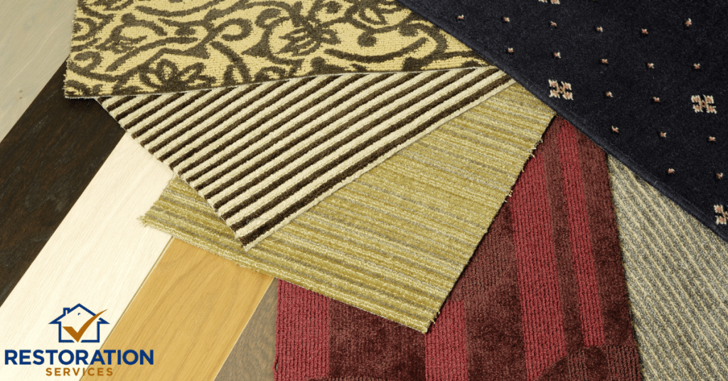 Berber carpet Types