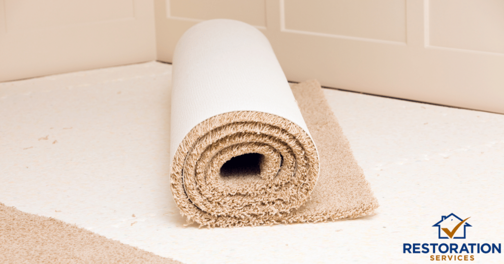 Carpet Padding Roll Size
